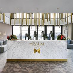 Palm Marin Konutları Satış Ofisi & Örnek Dairesi