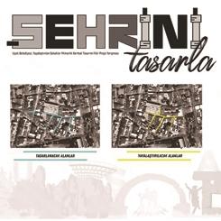 Uşak Belediyesi Yayalaştırılan Sokaklar Mimarlık Kentsel Tasarım Fikir Proje Yarışması