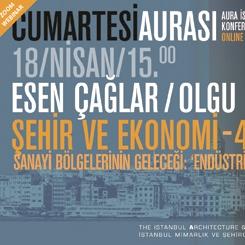 Cumartesi Aurası: Esen Çağlar & Olgu Çalışkan Şehir ve Ekonomi - 4