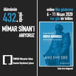 Mimar Sinan'ı Ölümünün 432. Yılında Saygıyla Anıyoruz