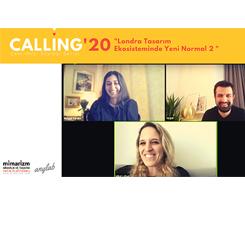 Calling'20 Söyleşilerinin İkincisi Gerçekleşti