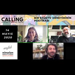 Boğaçhan Dündaralp ve Hakan Tüzün Şengün Calling'20'nin Konuğu Oldu