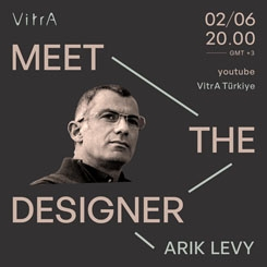 VitrA Meet The Designer: Arik Levy