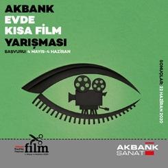 Akbank Evde Kısa Film Yarışması