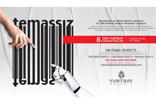 8. Zeki Yurtbay Tasarım Ödülleri Yarışması Başlıyor