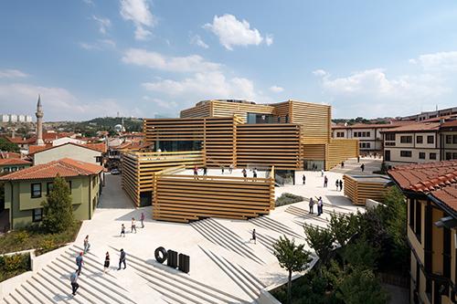 Odunpazarı Modern Müze, 2020 Müzeler ve Kültürel Miras Ödülleri'ne Aday Oldu