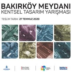 Bakırköy Cumhuriyet (Özgürlük) Meydanı Kentsel Tasarım Yarışması Sonuçlandı