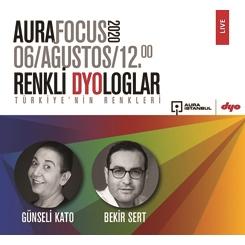 ''Renkli Dyologlar Türkiye'nin Renkleri''nde Renklerin Bilimi Konuşulacak