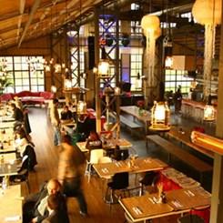 Hem Endüstri Hem Gastronomi Yapısı: Otto Santral