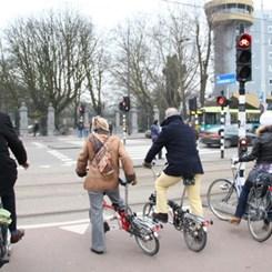 Dikkat, Bisiklet Çıkabilir!