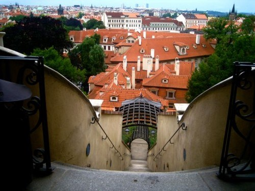 Annie Rappeport / Stairway to Prague