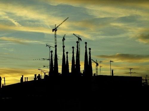 Mireia Garcia Sagrada Familia