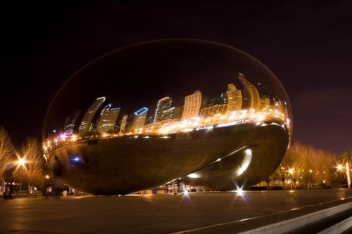 Rohit Gade / The bean