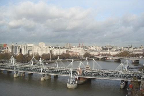Hungerford Köprüsü