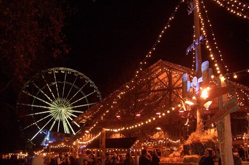 Winter Wonderland / Hyde Park