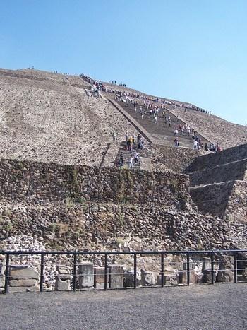 Teotihuacan Piramides