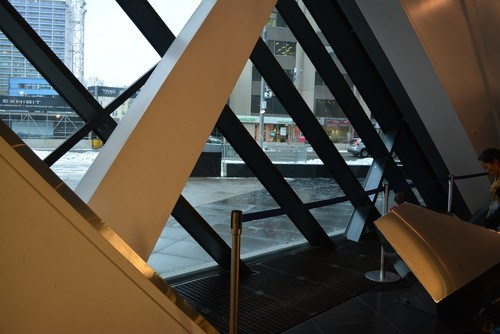 The Crystal at The Royal Ontario Museum