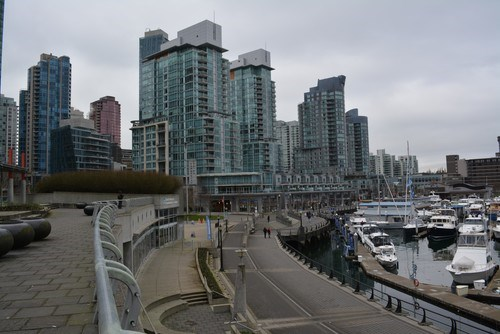 Coal Harbour Community Center