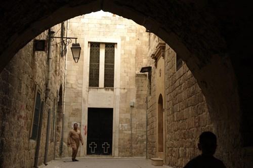 Halep abbaraları, Mardin'i anımsatır
