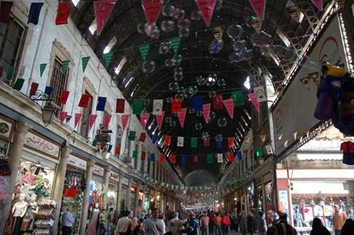 Şam Kapalı Çarşısı