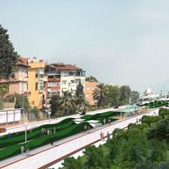 Seka Büyük Tüneli Üstü Kentsel Tasarım Projesi