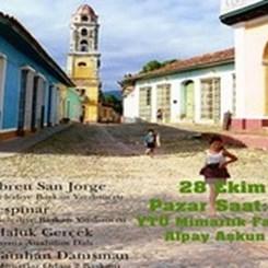 Küba Dostları Kentlerimizi Tartıştı