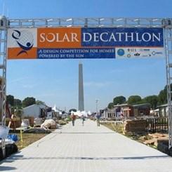 'Solar Dekatlon' Ve Öğrencilerden 'Sürdürülebilir Mimarlık' Şovu