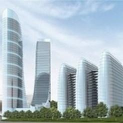 Kiev, Türk Mimarlar ile Göğe Yükseliyor