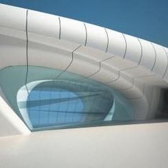 Zaha Hadid Chanel için 'UFO' Tasarlıyor