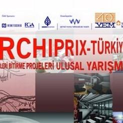 Archiprix-Türkiye Mimarlık Öğrencileri Bitirme Projeleri Ulusal Yarışması Ödül Töreni