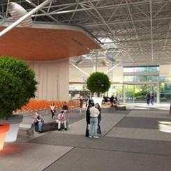 Yapı-Endüstri Merkezi Çok Amaçlı Yeni Merkezinde