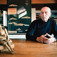 İtalyan Mimar Enrico Taglietti Avustralya'nın Altın Madalyası'nı Aldı