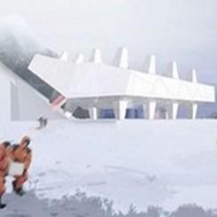 Leeser Mimarlık'tan Mamut ve Buzul Çağı Müzesi