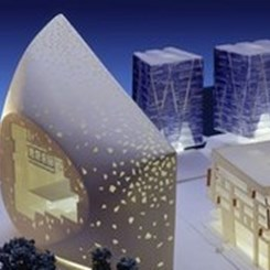 OMA'dan Hamburg'a Mücevher Gibi Bilim Merkezi