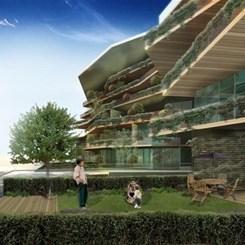 Zorlu Center Projesine Dubai'den Uluslararası Ödül