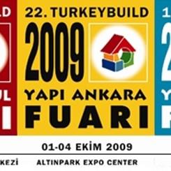 Yapı Dünyası'nın 2009 Buluşmaları; Uluslararası YAPI/TURKEYBUILD 2009 Fuarları Başlıyor