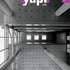 Mimarlık, Tasarım, Kültür ve Sanat Dergisi YAPI'nın Ocak Sayısı Çıktı!