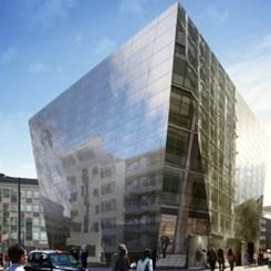 Hadid'in Mimarlık Vakfı Binası Rafa Kaldırıldı