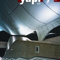 Mimarlık, Kültür ve Sanat Dergisi YAPI'nın Şubat Sayısı Çıktı!
