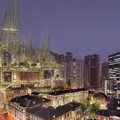 Herzog & de Meuron'un 'Dantel Kulesi'ne Hong Konglulardan Veto