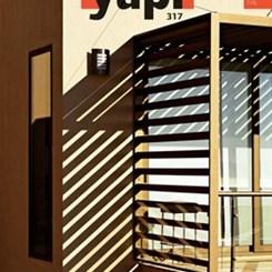 Mimarlık, Kültür ve Sanat Dergisi YAPI'NIN Nisan Sayısı Çıktı!