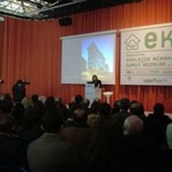 'Ekolojik Mimarlıkta Somut Adımlar' YEM Etkinlik Merkezi'nde Gerçekleştirildi