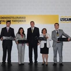 İzocam 8. Üniversitelerarası Yalıtım Yarışması'nda Büyük Ödül Yıldız Teknik Üniversitesi'nin