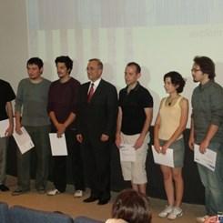 2007-2008 Beton Tasarım Yarışması Sonuçlandı