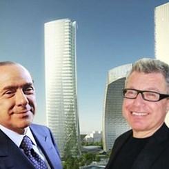 Berlusconi'ye Göre Bu Gökdelen 'Viagra'ya İhtiyaç Duyuyor...