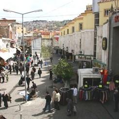Kemeraltı Çarşısı Üst Örtü ve Kent Mobilyaları Ulusal Fikir Yarışması Sonuçlandı