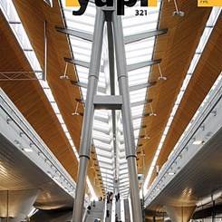 Mimarlık, Kültür ve Sanat Dergisi YAPI'nın Ağustos Sayısı Çıktı