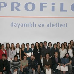Geleceğin Tasarımcıları, Profilo Tarafından Ödüllendirildi