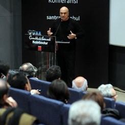 Massimiliano Fuksas İstanbul'daydı