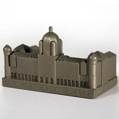 Saldırıların Birinci Yılında Tac Mahal Minyatürü